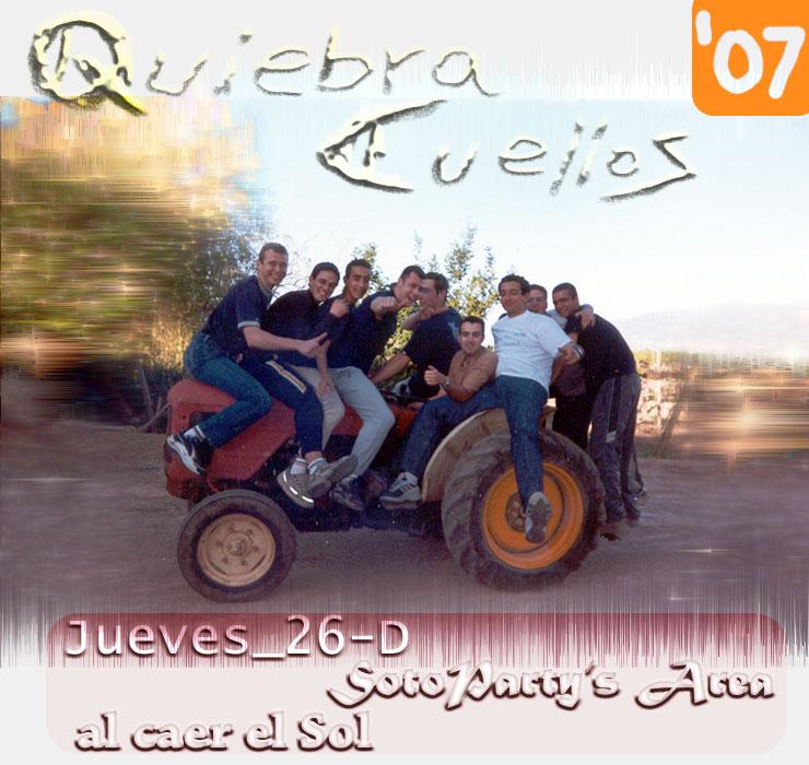 Quiebracuellos 2007