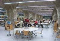 Biblioteca del campus Muralla del Mar
