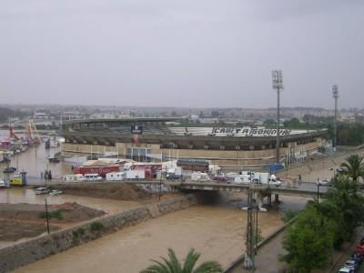 Rambla de Benipila y alrededores del Cartagonova - 28/9/2009