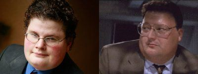 Jesse Heiman vs. Wayne Knight