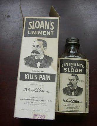 Linimento de Sloan