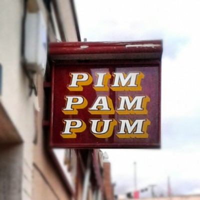 [33] Pim pam, toma lacasitos